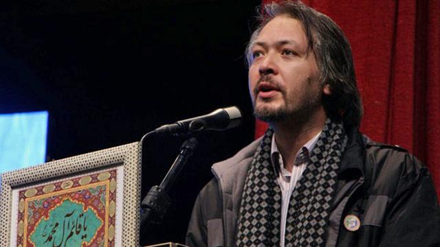 شاعر افغانستانی در جمع بهترین های جشنواره شعر ایرانی