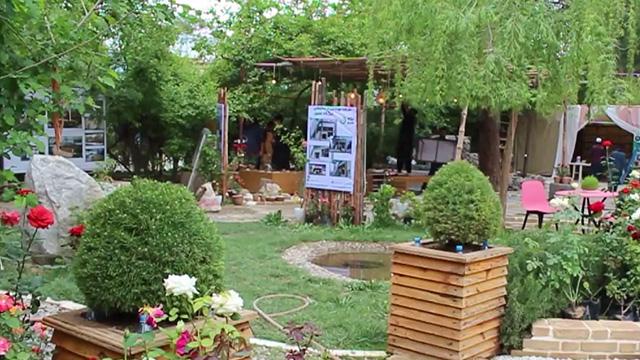 برگزاری نمایشگاه «افغانستان سبز» در ولایت «هرات»+تصاویر