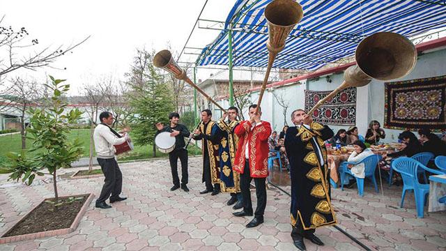 نوروز در تاجیکستان از «کلا غزغز» تا سوماناک پزان
