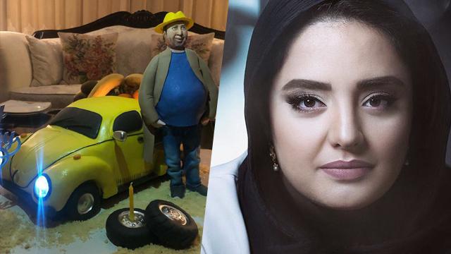 «نرگس محمدی» سالگیره تولد همسرش را اینگونه تبریک گفت