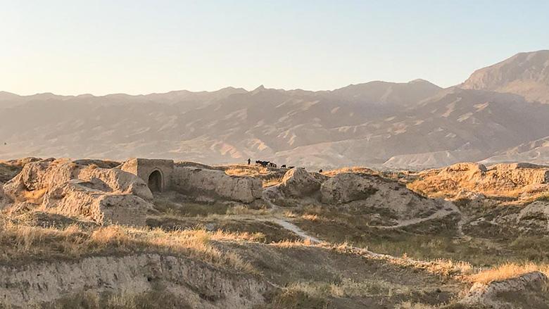 «پنجکنت» شهری تاریخی به قدمت 2500 سال در تاجیکستان + تصاویر