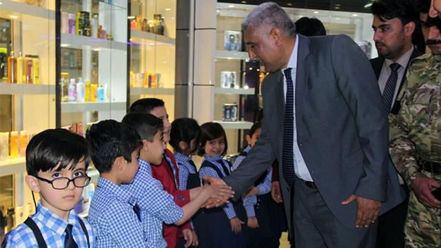 افتتاح نمایشگاه «رویای کودک» در هرات
