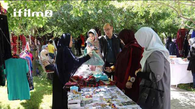 برگزاری نمایشگاه صنایع دستی زنان افغانستان در کابل