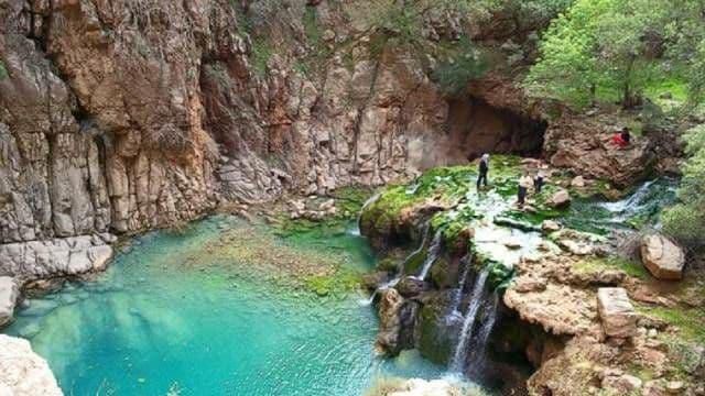 Harayrez Canyon, untouched gem of nature