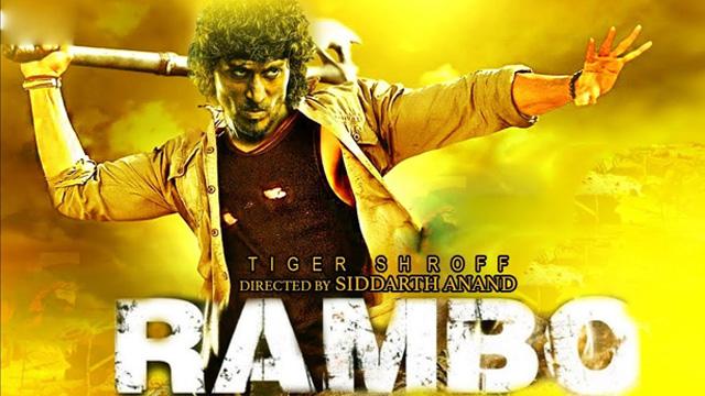 بازسازی فلم «رمبو» با حضور «تایگر شروف»