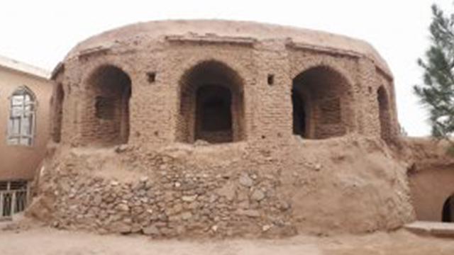 بازسازی بنای تاریخی «شیخ عمویه»  در «هرات»