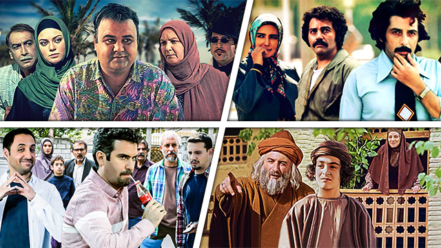 توقف نشر 4 سریال تلویزیونی شبکه آی فیلم 2 در شب عید نوروز