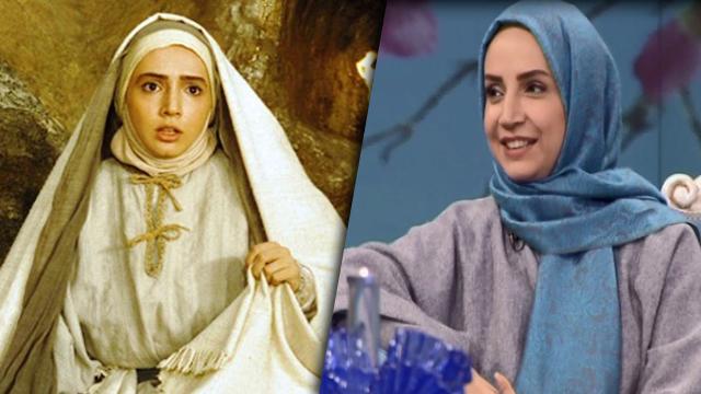 «شبنم قلی خانی» چگونه برای سریال «مریم مقدس» انتخاب شد؟
