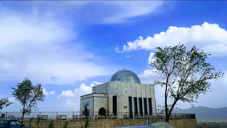 «تپه مرنجان» مکانی تاریخی و تفریحی در کابل+تصاویر