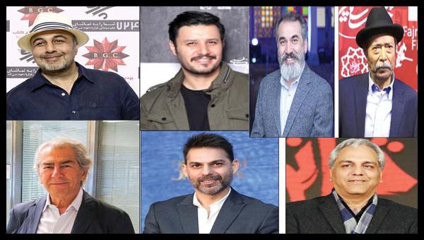 5 شراكات جذابة بين الممثلين والمخرجين الإيرانيين