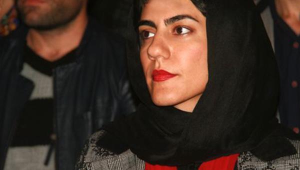 مخرجة ايرانية على مقعد تحكيم مهرجان اسباني