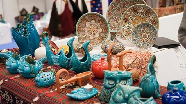 Fajr craft festival names winners