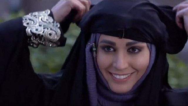 Lebanese actress comes to Iran
