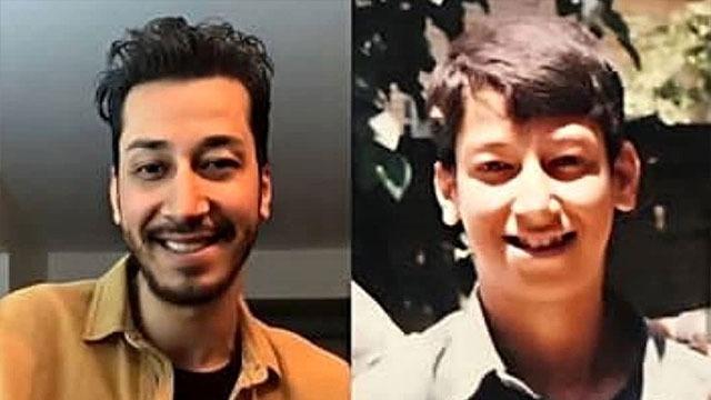 اطول ممثل ايراني يطفئ شمعته ال..؟!