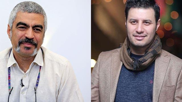 «جواد عزتی» در فلم سینمایی «پیچ تند»