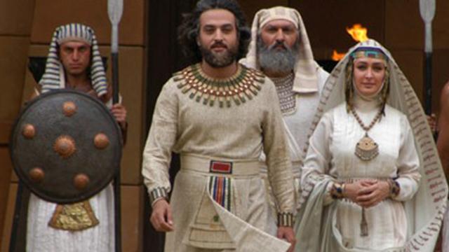 نقش آفرینی 700 بازیگر از ملیت های مختلف در سریال موسی (ع)