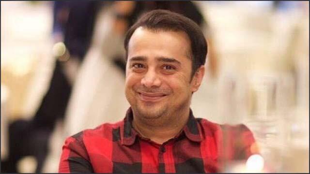 امير سليماني ينصح الناس بمشاهدة مسلسله الكوميدي