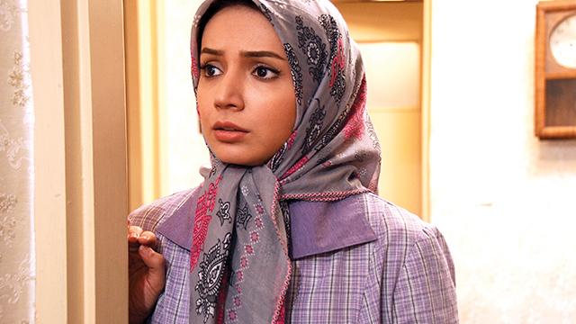 «شبنم قلی خانی» با سریال جدید «بیگانه ای با من است» به تلویزیون می آید