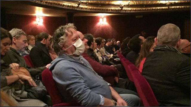 شروط وتدابير خاصة لإعادة إفتتاح دور السينما والمسارح الفرنسية