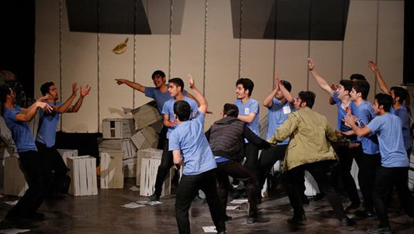 تئاتر کودک میزبان ۳ نمایش دانش آموزی