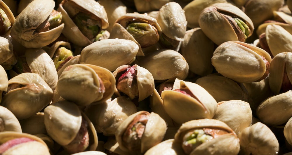 Iranians getting nuts ready for New Year