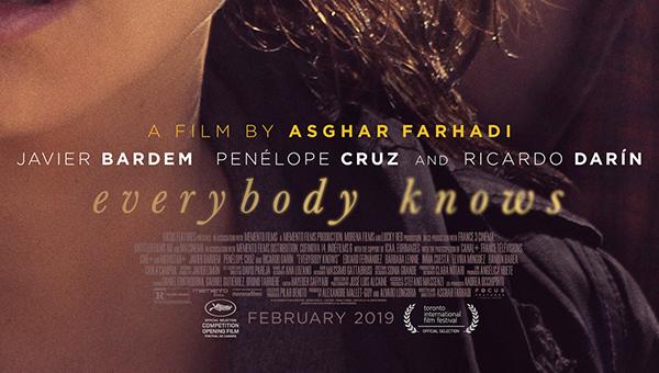 Feroz Awards nominates 'Everybody Knows'