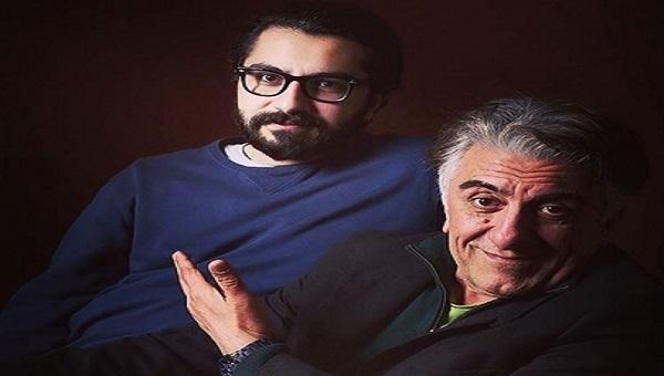 رضا كيانيان يزيح الستار عن ابنه في عدة صور