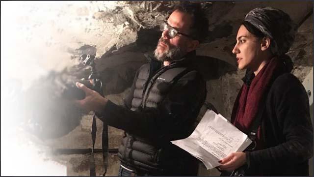 مخرجة إيرانية تنتج فيلما مشتركا مع فرنسا