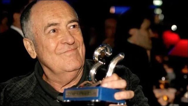 وفاة المخرج الإيطالي برناردو برتولوتشي