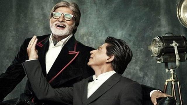 «شاهرخ خان» تهیه کننده فیلم «آمیتاب باچان» شد