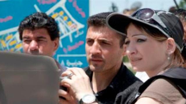 """السورية سهير سرميني تخرج """"رائحة الروح"""""""