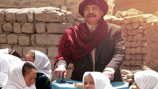 «بایسکوب والا» ؛ روایت زندگی یک تاجر افغانستانی در هند