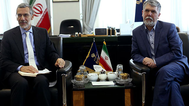 Iran, Italy to boost culture cooperation