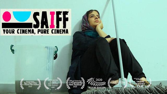 Indian fest hosts Iranian short