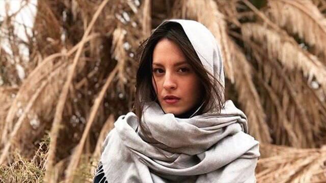 ممثلة يونانية تتحدث عن تجربة المشاركة في سلمان الفارسي